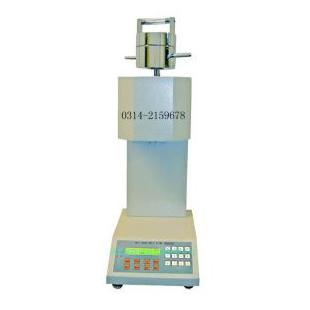 熔体流动速率仪PE融体指数PP质量流动速率