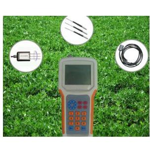 GPS土壤水分温度盐分PH速测仪