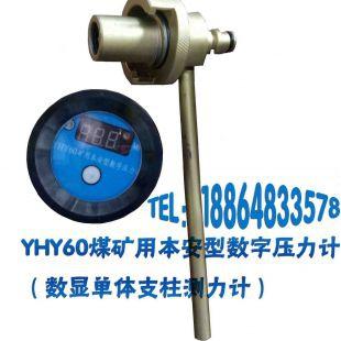 恒安YHY60煤矿用本安型数字压力计单通道