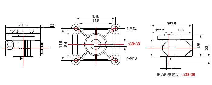 蝶阀,旋塞阀等)与阀门共同构成电动调节阀,电动球阀,电动蝶阀等工业