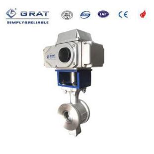 GRAT厂家供应硬密封电动球阀