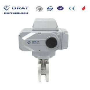 GRAT厂家供应电动V型球阀