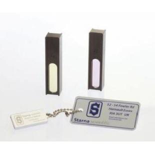 英国Starna钬玻璃滤光片(氧化钬标准滤光片)-波长校正