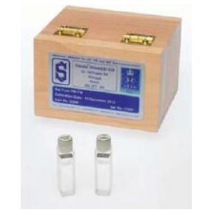 英国Starna甲苯的己烷溶液-带宽/分辨率校正标准品