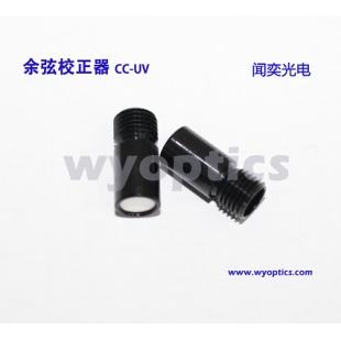 上海闻奕光学配件加工余弦校正器 CC-UV 辐照度测量 辐照探测器 余弦矫正器