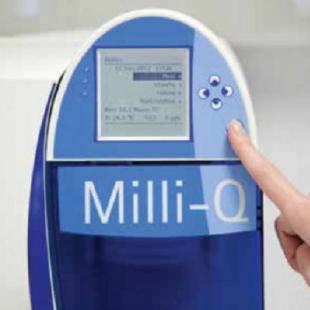 Milli-Q? Reference A+ 超纯水系统@拥有电阻率和 TOC 双监控的 Milli-Q