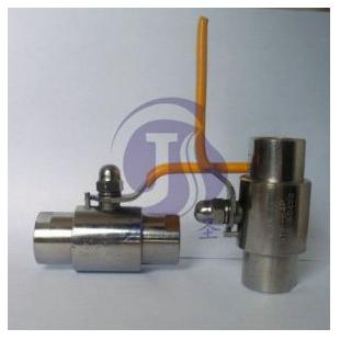 上海济圣其它行业专用仪器Q11F-64P高压球阀