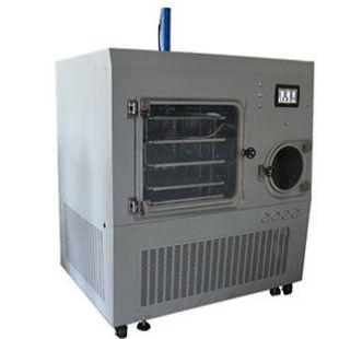 宁波新芝压盖型硅油电加热原位冷冻干燥机/冻干机scientz-100F