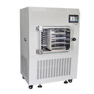宁波新芝压盖硅油电加热原位冷冻干燥机/冻干机scientz-100F