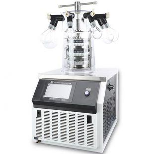 寧波新芝  SCIENTZ-10N/B壓蓋型實驗室鐘罩式凍干機