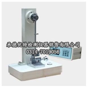 承德优特悬臂梁冲击试验机 数显式悬臂梁塑料冲击试验机XJUD-2.75带打印