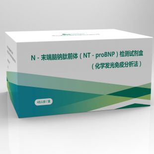N-末端脑钠肽前体(NT-proBNP)检测试剂盒(化学发光免疫分析法)