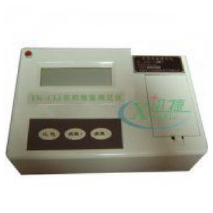 河南迅捷食品重金屬檢測儀YN-CLI