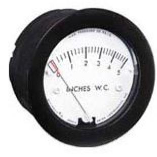 2-5000-125PA系列Minihelic® II 袖珍型微差压表