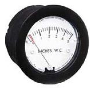 2-5000-500PA系列Minihelic® II 袖珍型微差压表