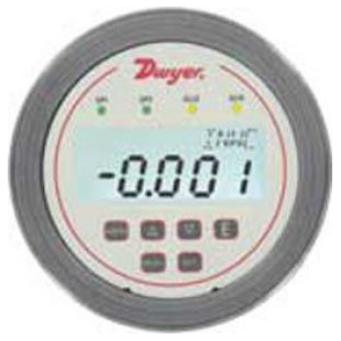 DH3-005系列智能微差压数显变送控制器