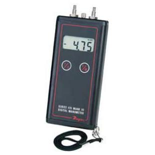美国Dwyer 475-000-FM系列Mark III 手持式数字压差计