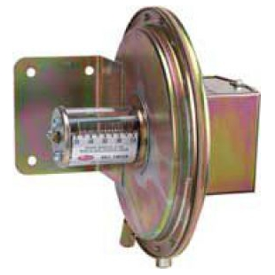 1640-1系列带浮动触点的微差压开关