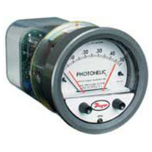 3006SGT系列Photohelic带开关表的压差变送器