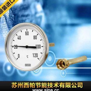 威卡双金属温度计温度表