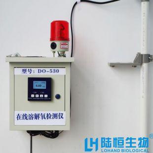 在线溶解氧检测仪器水产养殖耗氧量实时监测