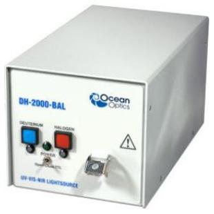 DH-2000-BAL 平衡型氘卤钨灯光源 (215-2000 nm)
