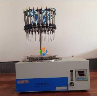 上海聚同氮吹仪JT-DCY-12Y圆形水浴厂家