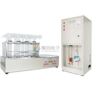 全自動凱式定氮儀JTKDN-C