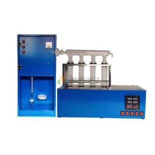 广东全自动定氮仪JTKDN-C 定氮蒸馏器
