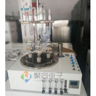 北京水质硫化物酸化吹气仪JT-DCY-4SL自动控温