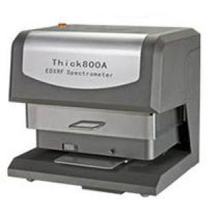 江苏天瑞仪器X射线测厚仪/荧光测厚仪Thick800A