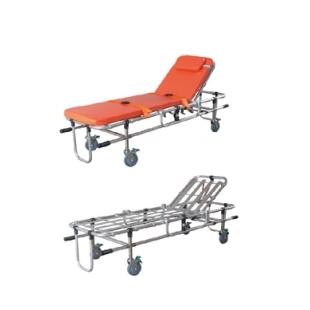医用担架BK-DJ02 铝合金救护车担架