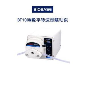 BT100M数字转速型蠕动泵