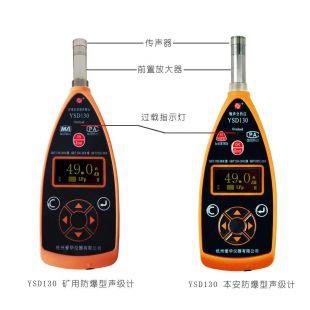 YSD130 矿用本安型声级计