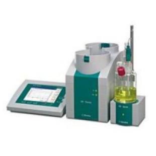 瑞士万通851 精湛一代库仑法卡氏水份滴定仪