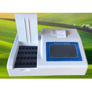 无锡万佳力合CT-24测土配方施肥仪24通道测土仪土壤检测仪