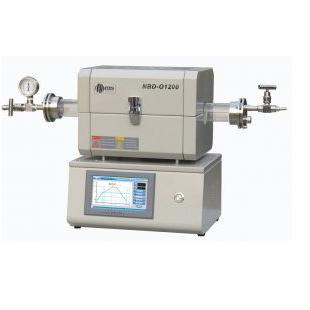 河南诺巴迪马弗炉/高温炉Mini管式炉NBD-O1200-50IT