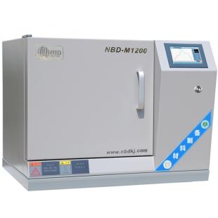 河南诺巴迪马弗炉/高温炉NBD-M1200-20IT