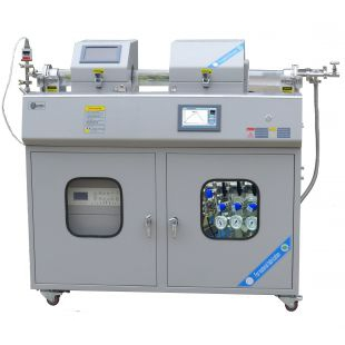 河南诺巴迪 等离子气相沉积系统NBD-PECVD1200-80IT
