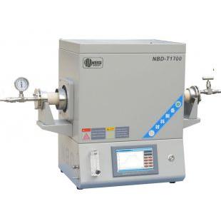 河南诺巴迪马弗炉/高温炉NBD-T1500-80IT+(加长单温区)