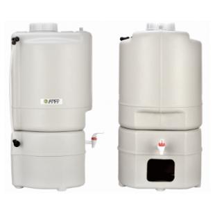 实验室纯水专用无菌锥形水箱