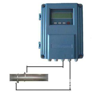 广东非接触式流量计 大管道排污流量表TDS-100F超声波流量计