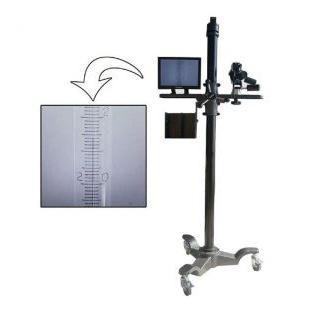 泰安德图玻璃液体温度计读数装置DTD-02型