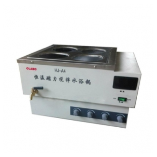 歐萊博 HJ-A4磁力攪拌恒溫水浴鍋