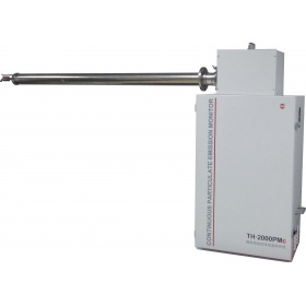 射线法低浓度烟尘颗粒物监测仪