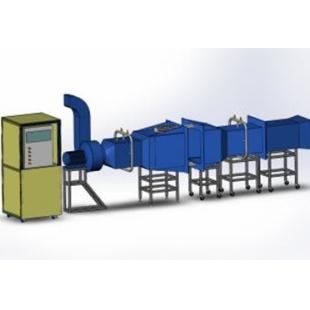 苏州阿洛斯风道式过滤器性能评价系统