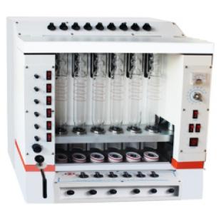 上海纤检仪器-SLQ-6A纤维测定仪