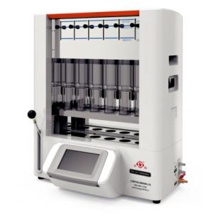 上海纤检仪器-SZC-101S1自动脂肪测定仪