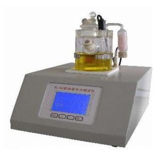 山東盛泰石油產品水分測定儀