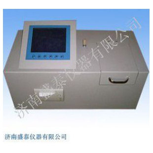 盛泰仪器油品酸值测定仪SH108